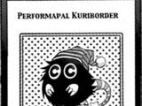 Performapal Kuriborder (manga)