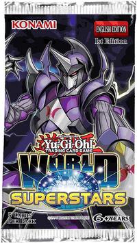 World Superstars cover