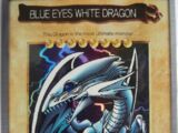 Blue-Eyes White Dragon (English Bandai)