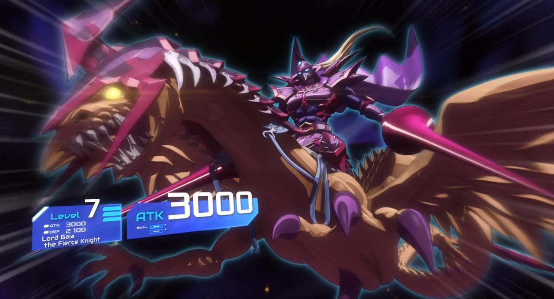 Lord Gaia The Fierce Knight Anime Yu Gi Oh Fandom