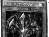 Rank-Up-Magic Barian's Force (D Team)