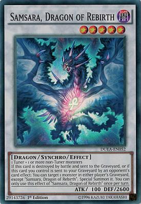 Samsara Dragon of Rebirth DUEA