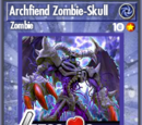 Archfiend Zombie-Skull (BAM)