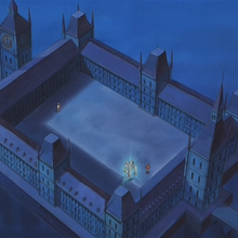 Clock Tower Prison Anime Yu Gi Oh Wiki Fandom