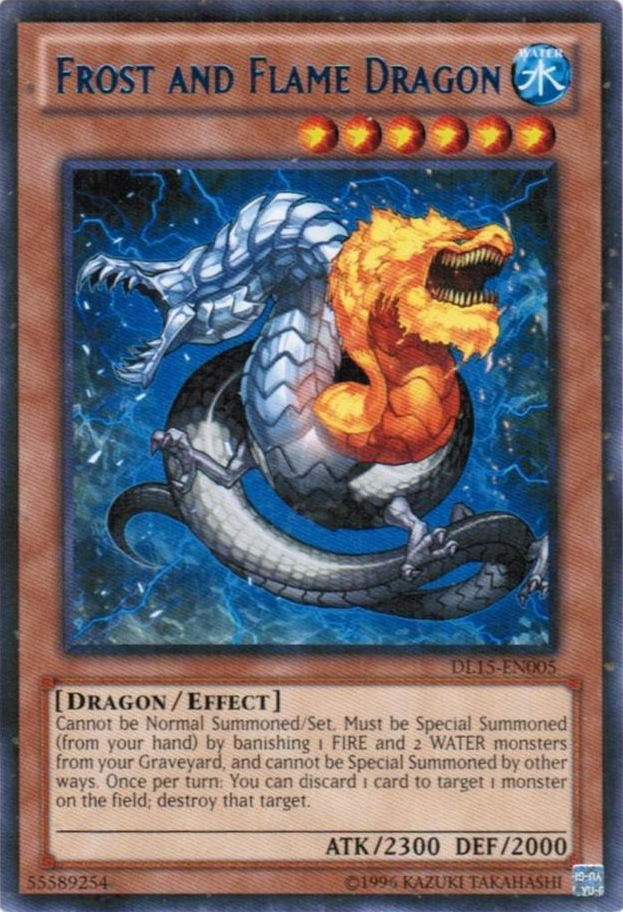 Frost and Flame Dragon | Yu-Gi-Oh! | FANDOM powered by Wikia