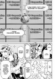 Shingo uses Sora's props