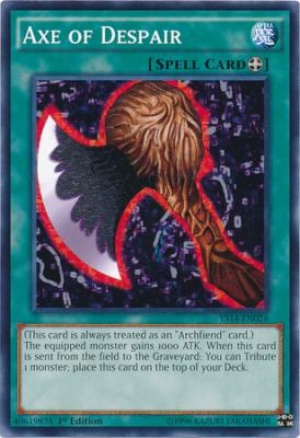 Axe of Despair YS14