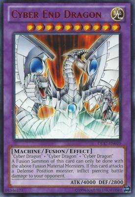 Cyber End Dragon DL17