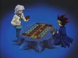Dark Yugi VS Dark Bakura - Duelist Kingdom