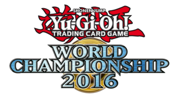 Yu-Gi-Oh! World Championship 2016 prize cards