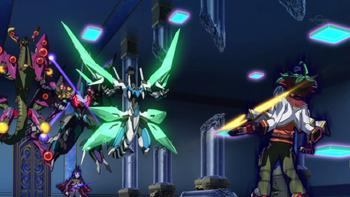 Yu-Gi-Oh! ARC-V - Episode 134