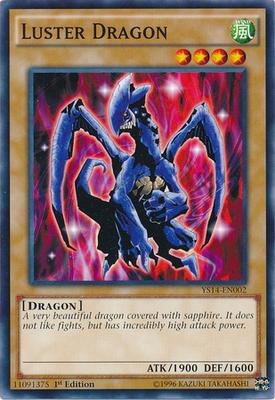 Luster Dragon YS14