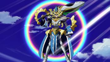 Yu-Gi-Oh! ARC-V - Episode 097