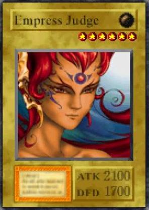 Empress Judge (FMR) | Yu-Gi-Oh! | FANDOM powered by Wikia