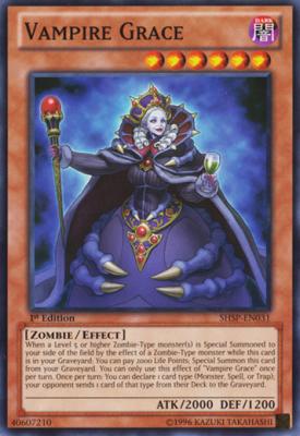 Vampire Grace SHSP
