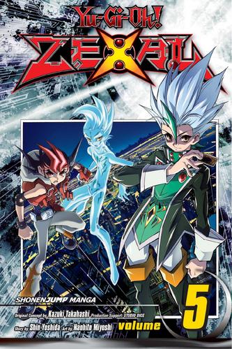 <i>Yu-Gi-Oh! ZEXAL</i> Volume 5