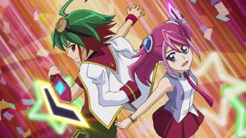 Yu-Gi-Oh! ARC-V - Episode 002