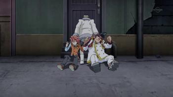 Yu-Gi-Oh! ARC-V - Episode 058