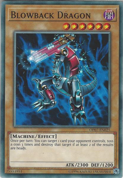Blowback Dragon   Yu-Gi-Oh!   FANDOM powered by Wikia