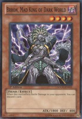 Brron, Mad King of Dark World SDGU