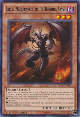 Farfa Malebranche of the Burning Abyss SECE