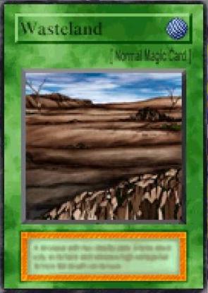 Forbidden Wasteland