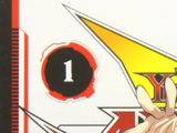 Yu-Gi-Oh! ARC-V Volume 1 promotional card