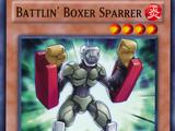 Battlin' Boxer Sparrer