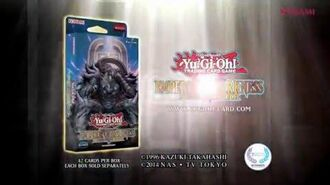 Yugioh Konami Commercial Emperor Of Darkness Structure Deck TCG