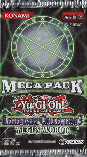 Legendary Collection 3: Yugi's World Mega Pack