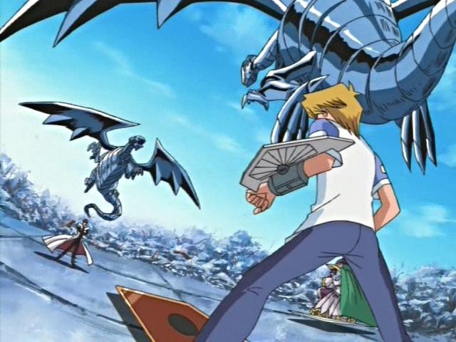 Joey Wheeler and Seto Kaiba's Battle City Duel | Yu-Gi-Oh! Wiki ...