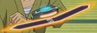 Tokumatsu's Duel Disk