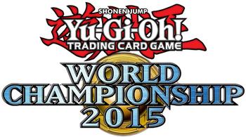Yu-Gi-Oh! World Championship 2015 prize cards