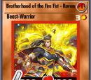 Brotherhood of the Fire Fist - Raven (BAM)