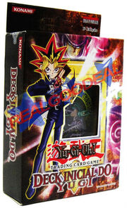 Deck - Deck Inicial do Yugi