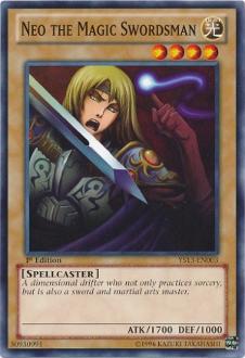 Neo the Magic Swordsman YS13