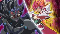 Number 96 vs Zexal II
