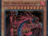 Uria, Lord of Searing Flames