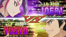 Yuri VS Yusho