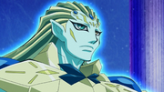 Eliphas without his Headgear