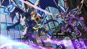 Yusaku and his monsters