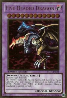 FiveHeaded Dragon GLD4