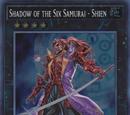 Shadow of the Six Samurai - Shien