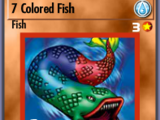 7 Colored Fish (BAM)