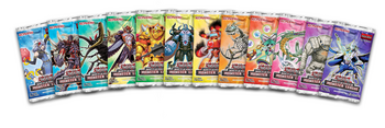 Battle Pack 3: Monster League