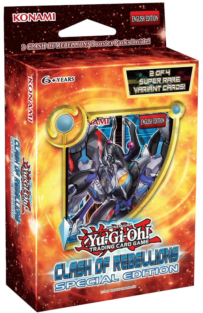 yu-gi-oh tcg movie pack gold pack special edition