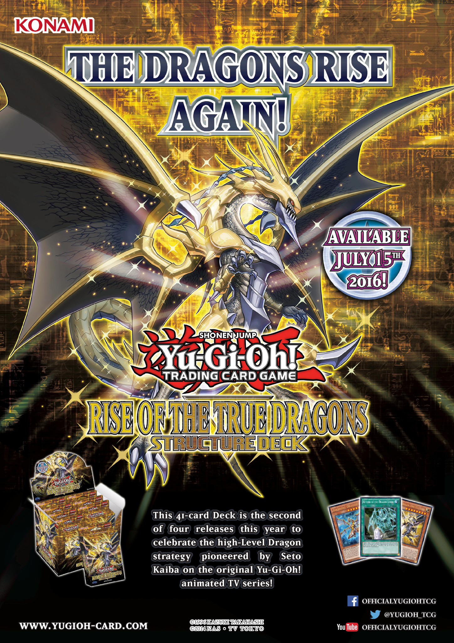 rise of the true dragons structure deck yu gi oh fandom