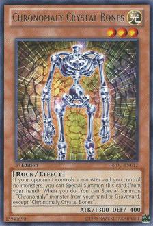 Chronomaly Crystal Bones REDU
