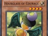 Hourglass of Courage