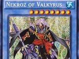 Nekroz of Valkyrus